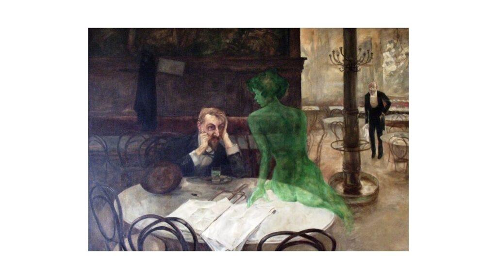 la fata verde oliva