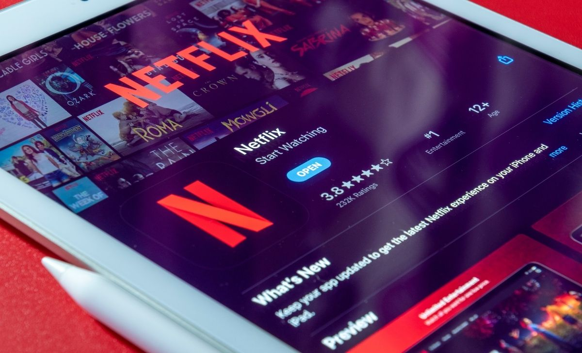 Catalogo Netflix streaming
