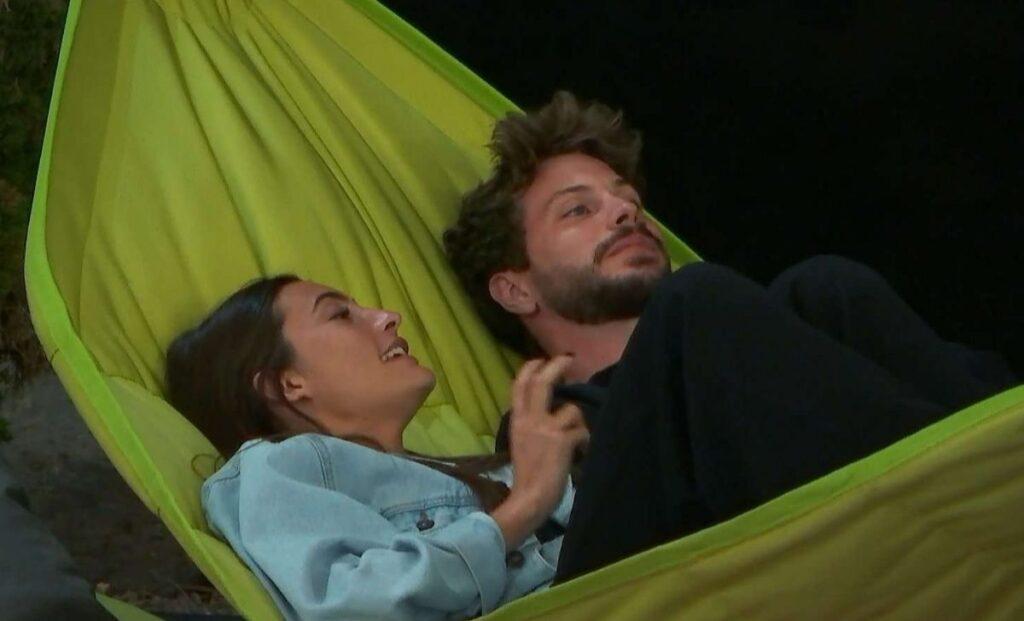 Love Island Denis e Monica