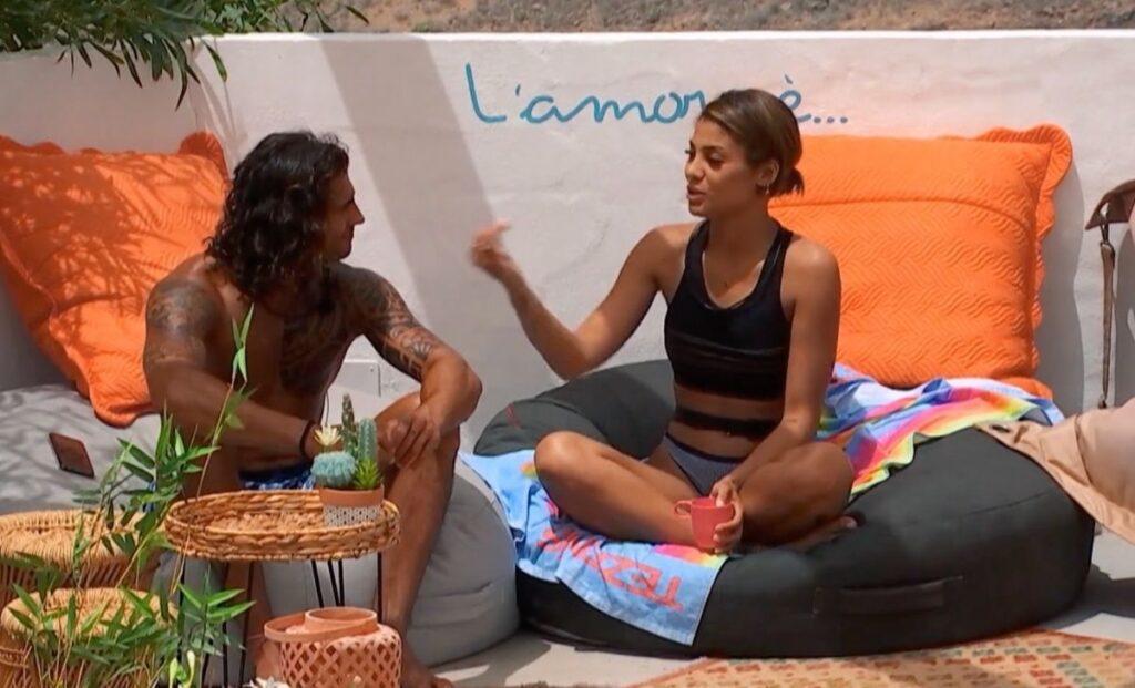 Antonino e Yulia Love Island