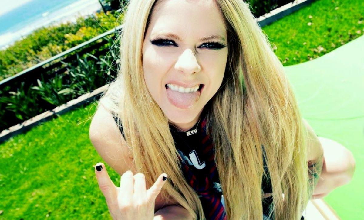 Avril Lavigne TikTok