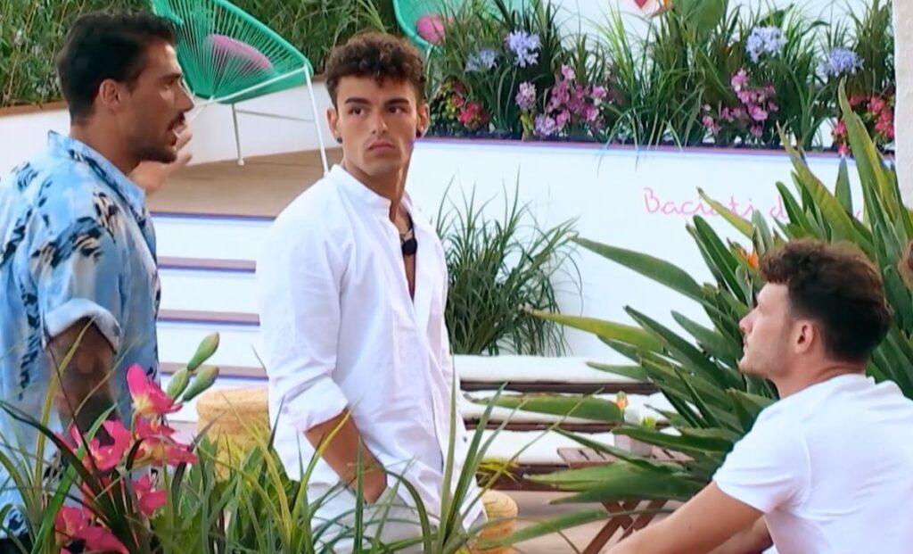 Manuel Cesare e Yuri Love Island
