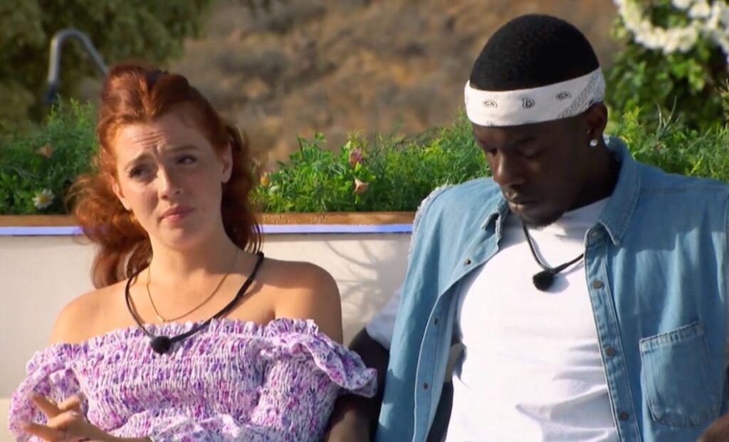 Giulia e Christian Love Island