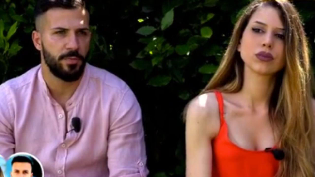 Federico e Floriana sesta coppia a Temptation Island