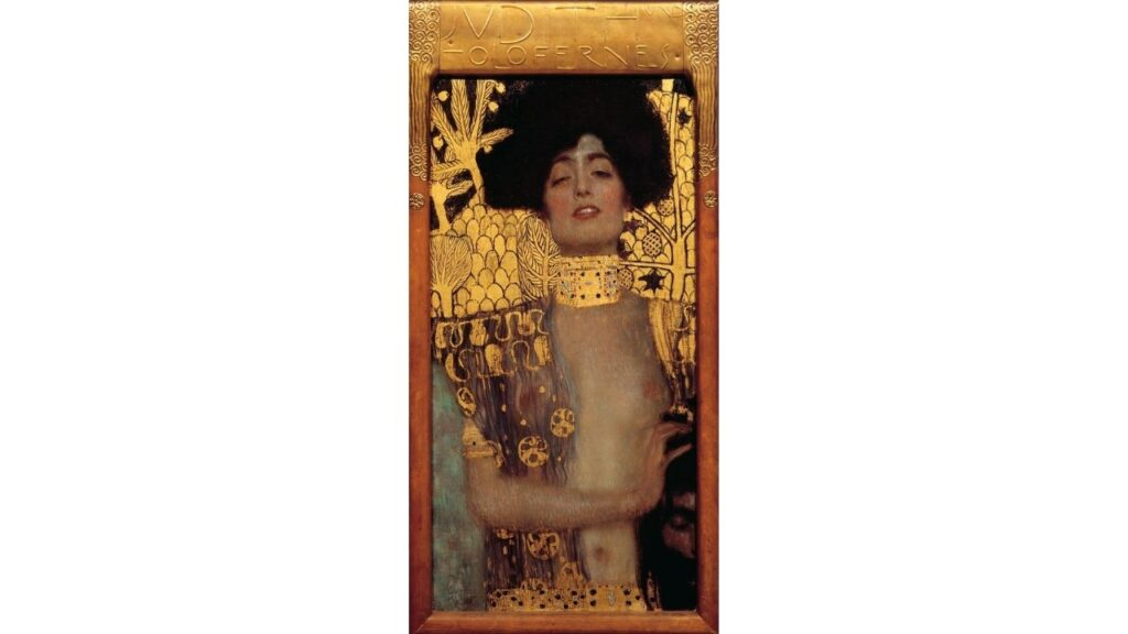 giuditta I Klimt