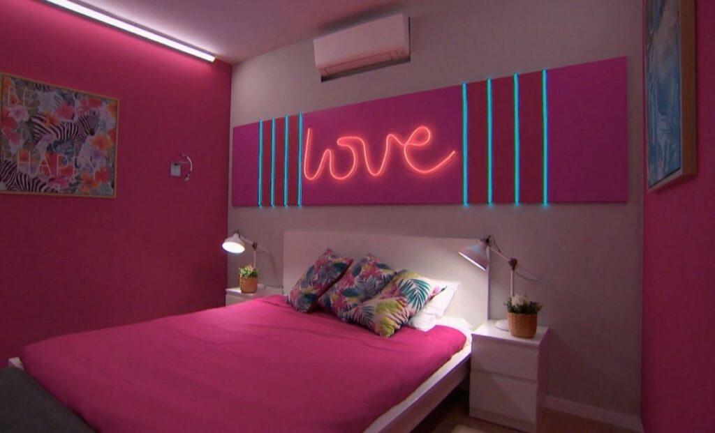 Lovers Room Love Island