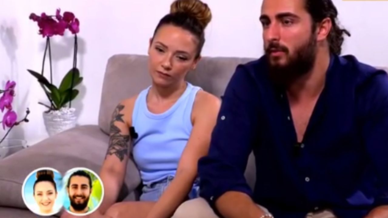 Natascia e Alessio coppia a Temptation Island 2021