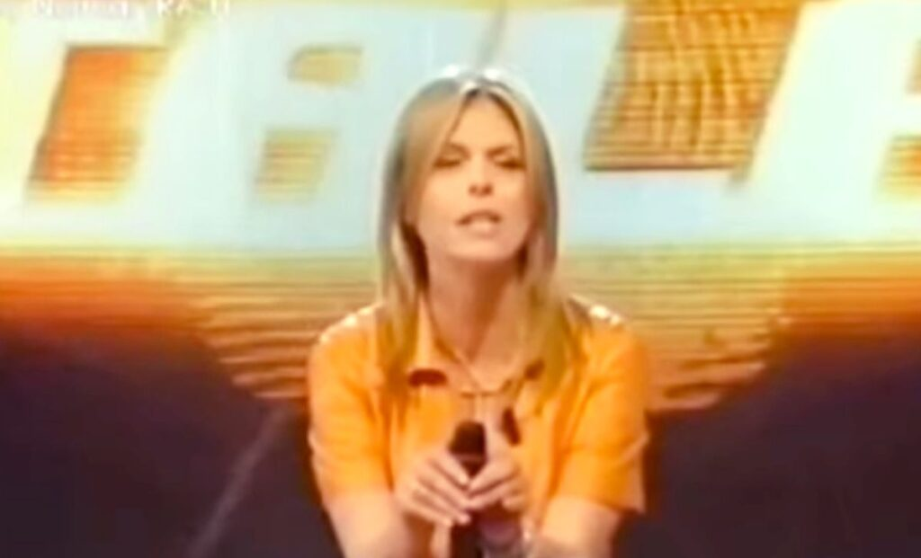 Paola Perego conduce La Talpa
