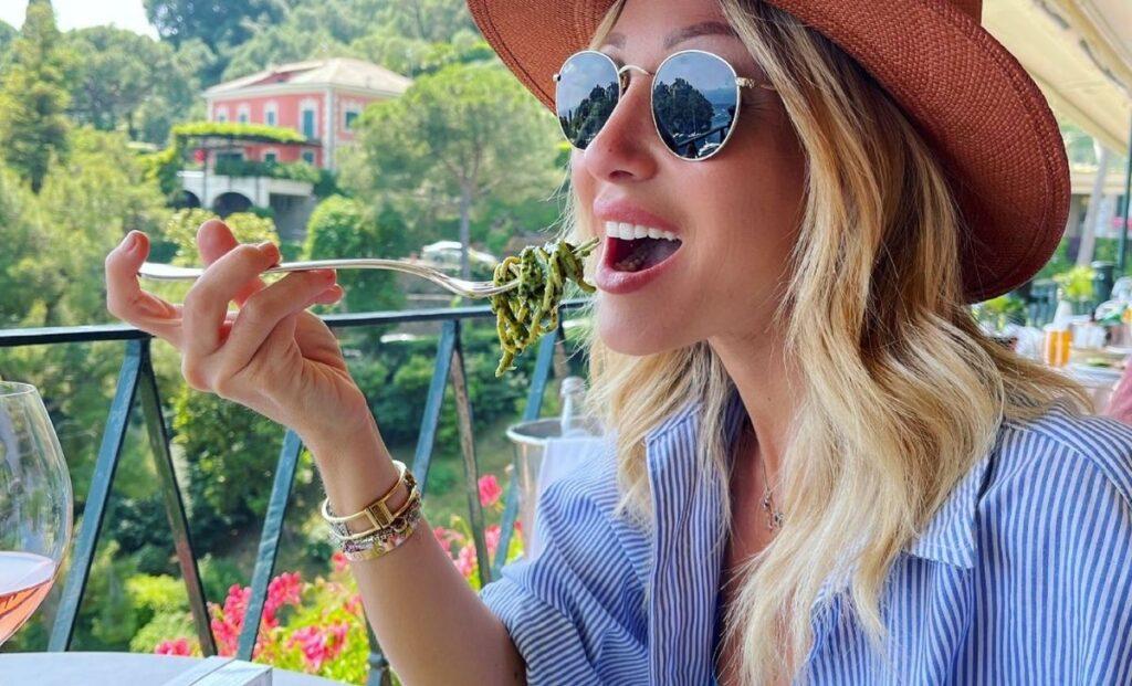 Silvia Slitti Splendido Portofino
