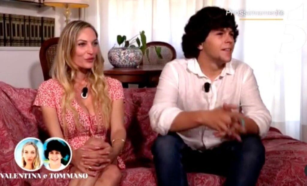 Valentina e Tommaso Temptation Island