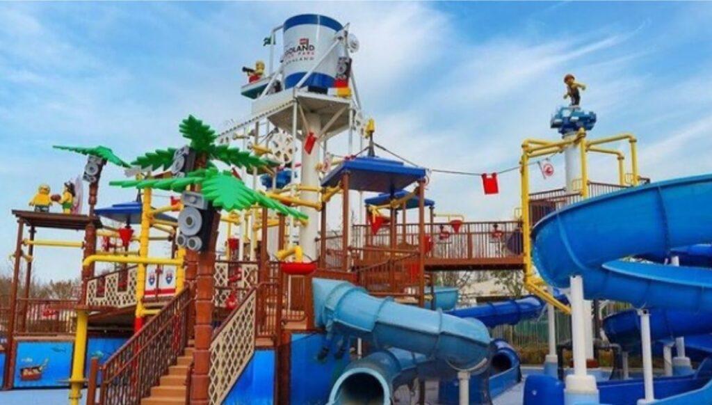 WaterPark Legoland Gardaland