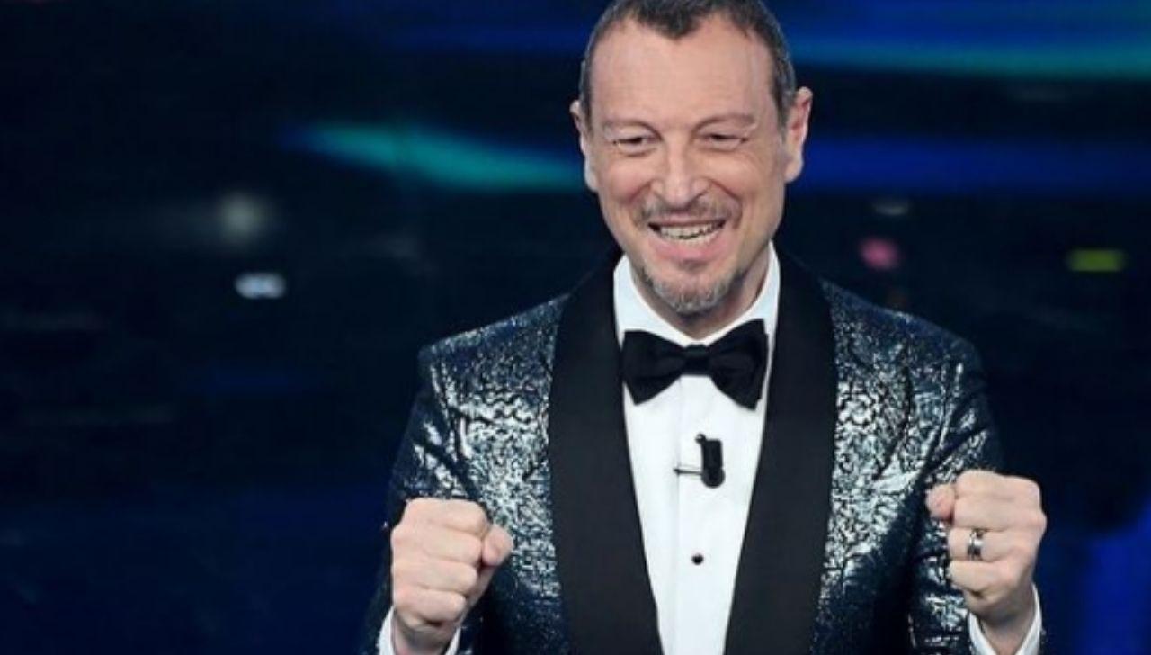 Amadeus Festival di Sanremo 2022