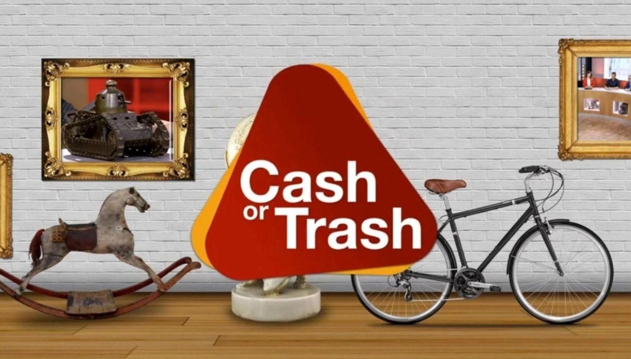 Cash or Trash puntate Nove