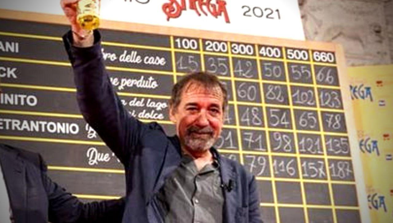 Emanuele Trevi vincitore del Premio Strega 2021