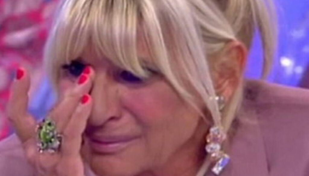 Gemma Galgani lacrime
