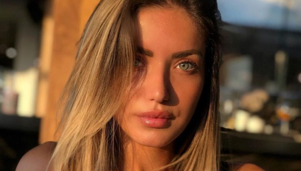 Giulia Cerini tentatrice Temptation Island