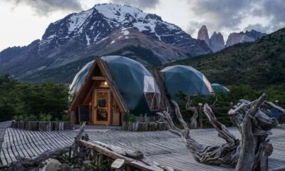 Glamping campeggio di lusso Italia