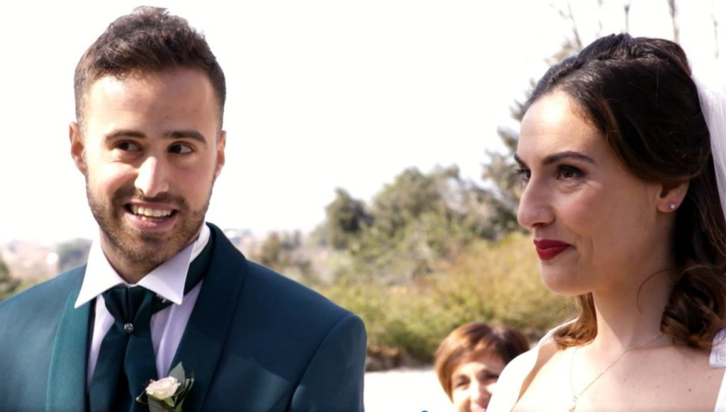 Martina e Davide Matrimonio a prima vista