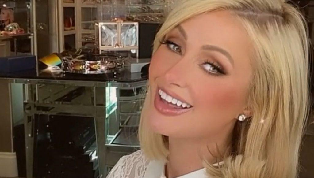 Paris Hilton incinta smentita