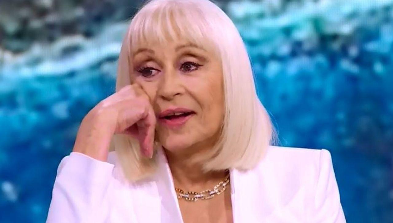 Raffaella Carrà messaggi di addio