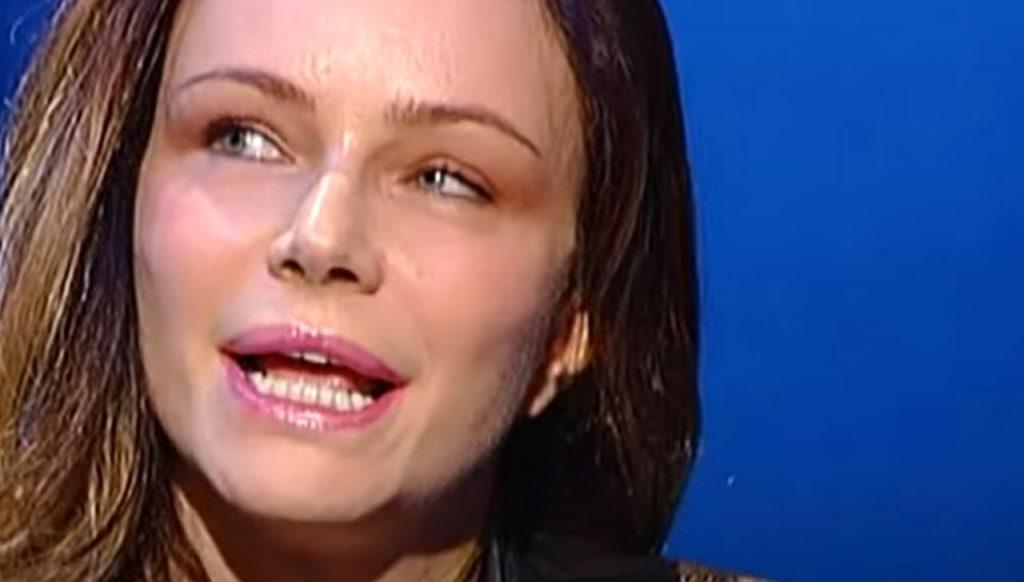 Francesca Neri intervista Rai