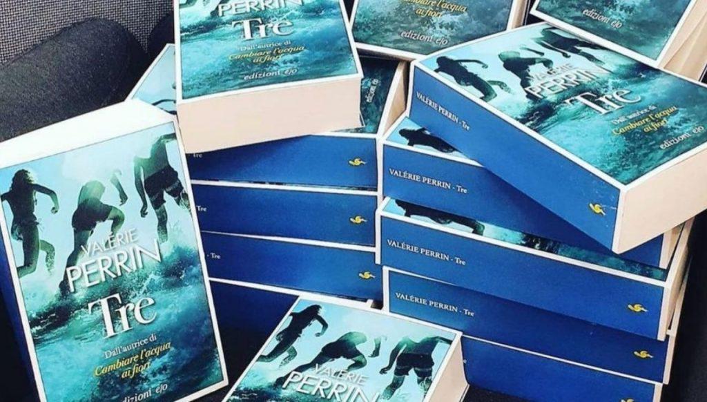 Tre il libro di Valerie Perrin