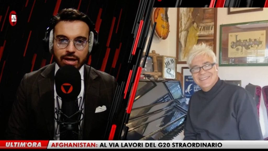 Francesco Fredella a RTL 102.5
