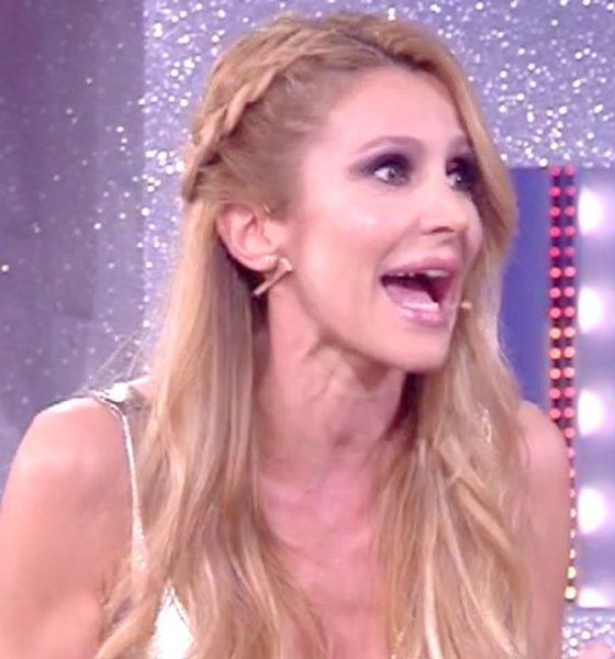 Adriana Volpe al GF Vip