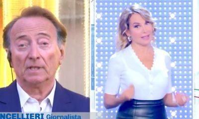 Amedeo Goria e Barbara d'Urso