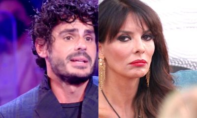 Andrea Casalino e Miriana Trevisan