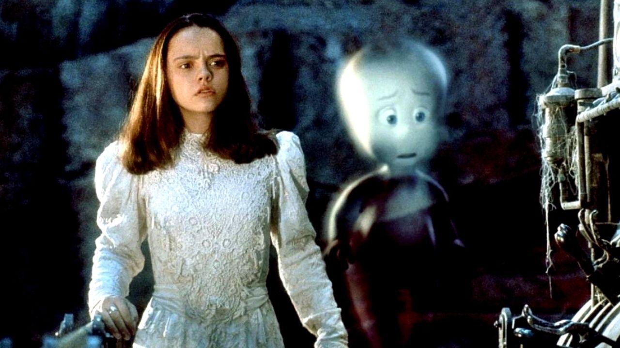 Christina Ricci in Casper
