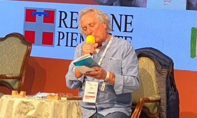 Enzo Iacchetti Salone Internazionale del Libro