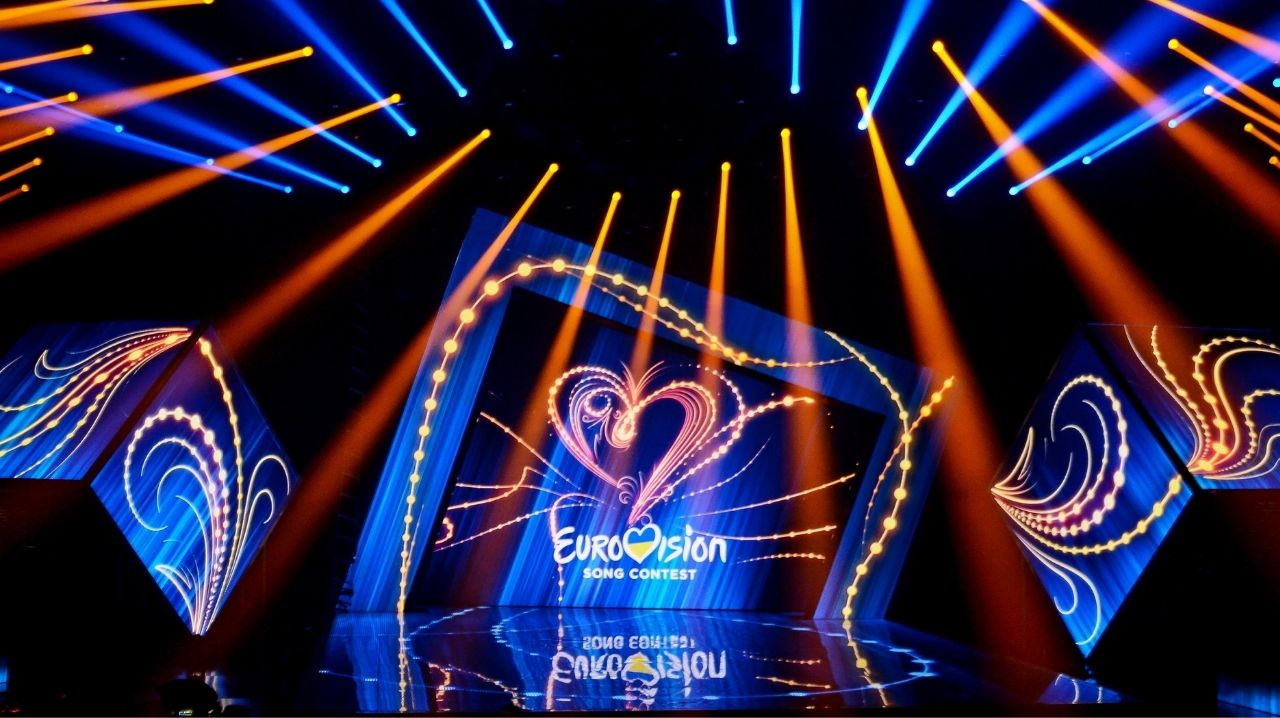 Palco dell'Eurovision Song Contest