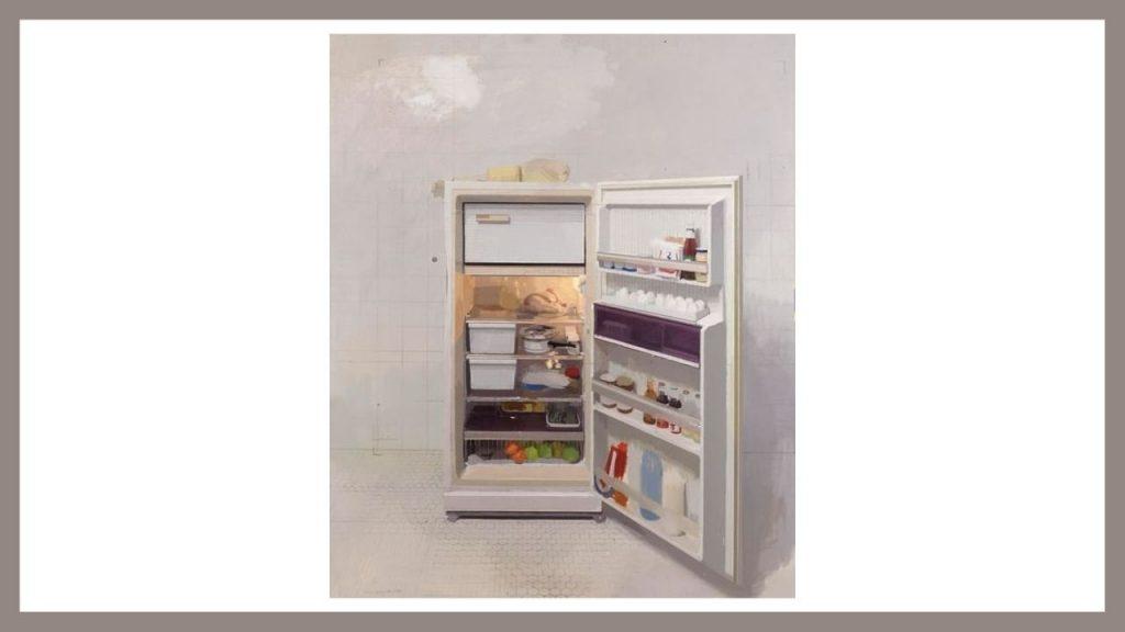 il frigorifero nuovo antonio lopez