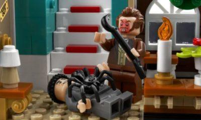 Lego set di Mamma ho perso l'aereo Ideas