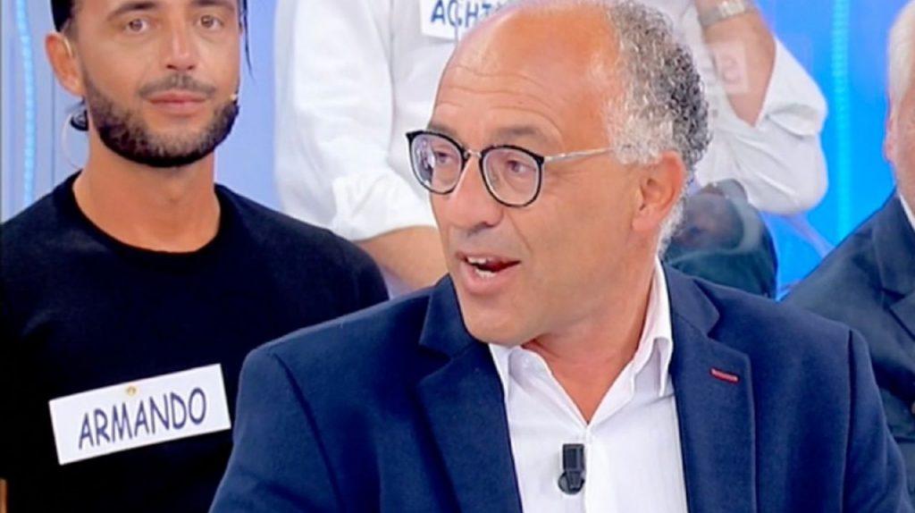 Maurizio il nuovo corteggiatore di Gemma
