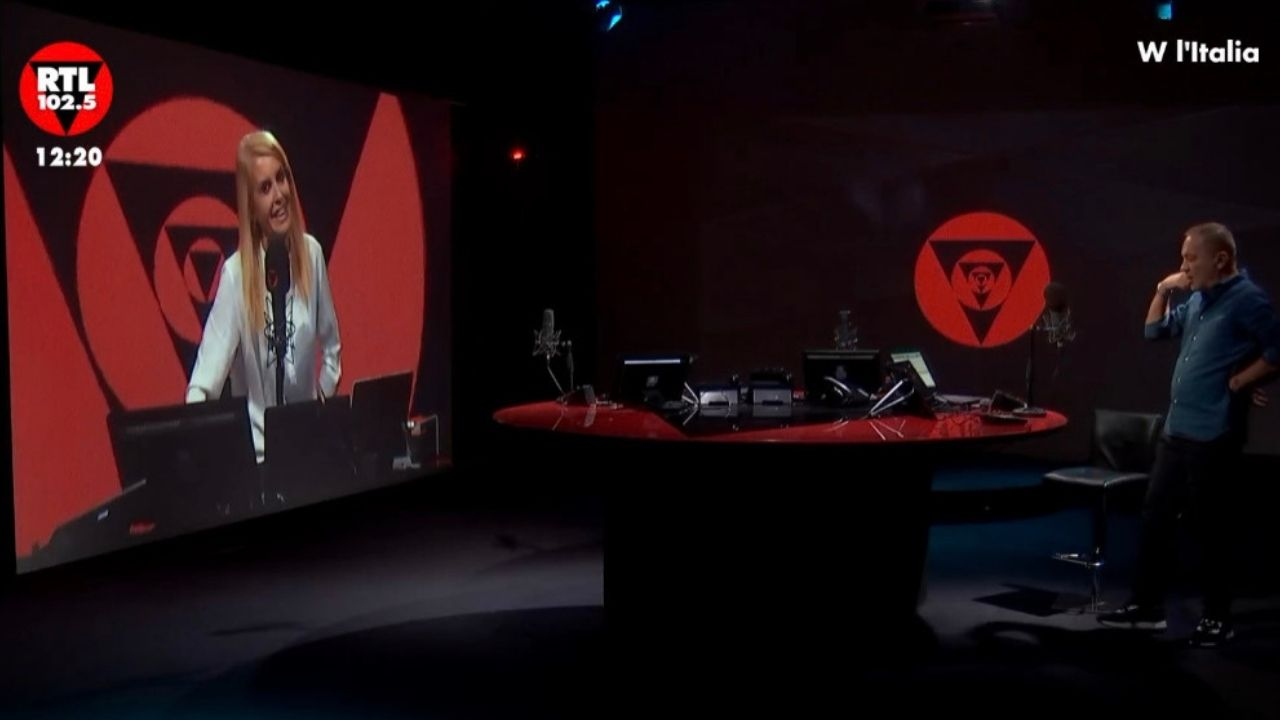 RTL 102.5 Censis radiovisione
