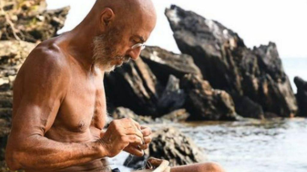 Roberto Ciufoli all'Isola dei Famosi