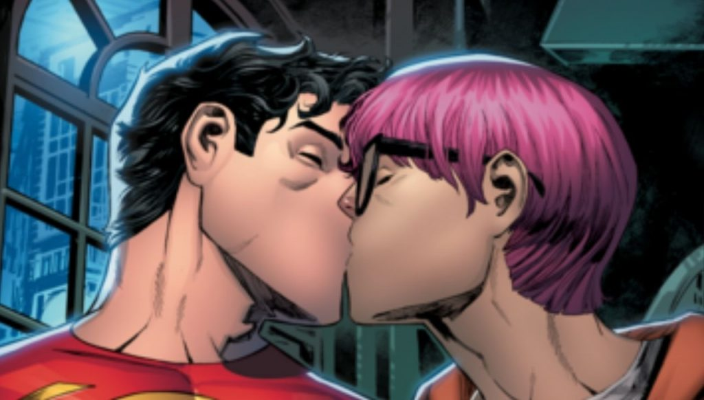 Superman Comics Fumetto