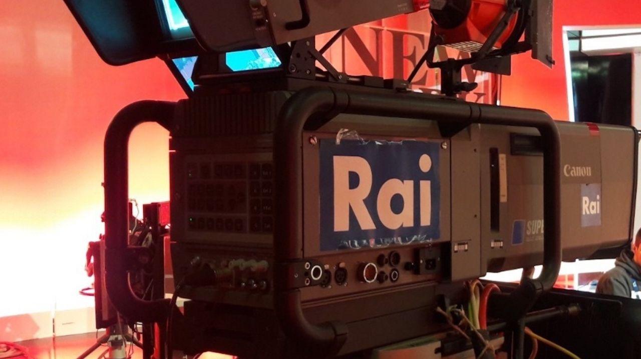 Telecamera Rai
