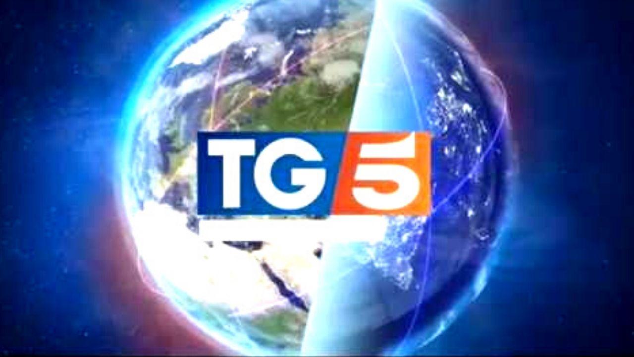 Sigla del TG 5